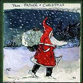 Babbo Natale disegnato da Tolkien