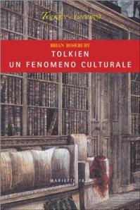 Copertina di <i>Tolkien. Un fenomeno culturale</i>, Marietti Editore 2009