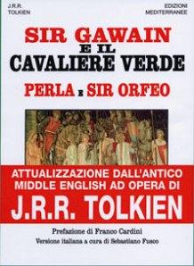 Copertina di Sir Gawain e il Cavaliere Verde, in uscita nel Novembre 2009